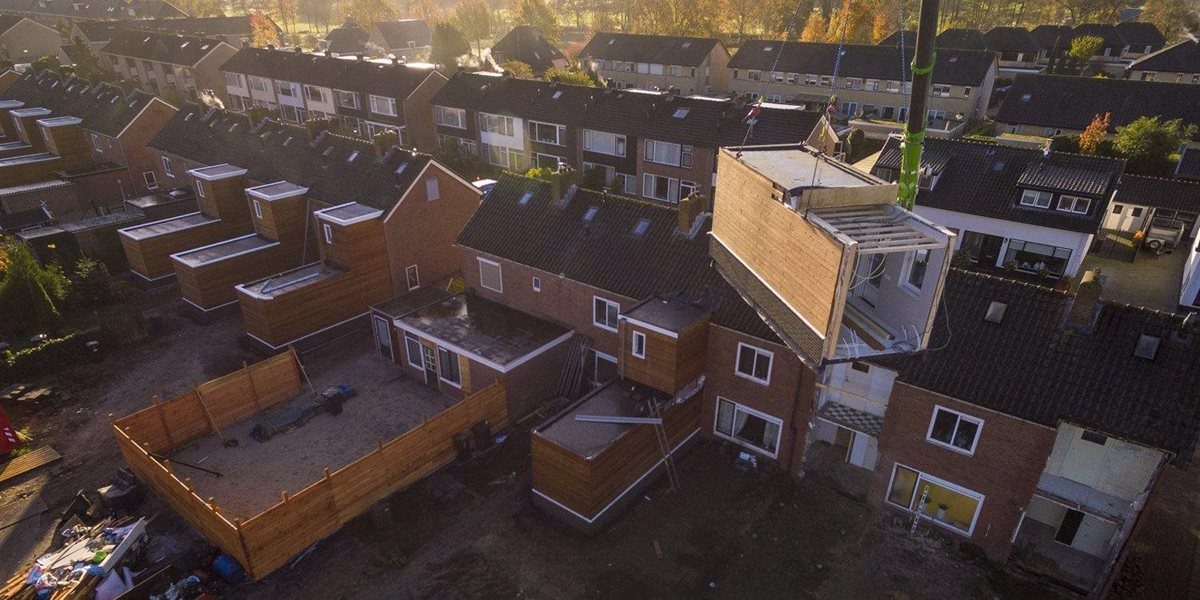 Woonmodules Renswoude